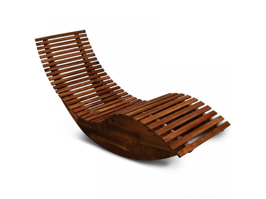 Bujany Fotel Akacjowy