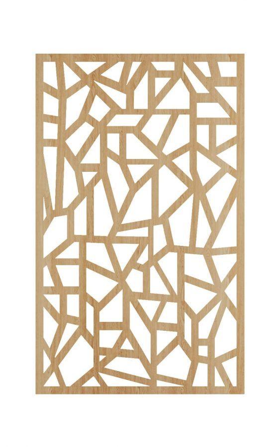 Drewniany pawilon ogrodowy Kubikk kombinacja 4