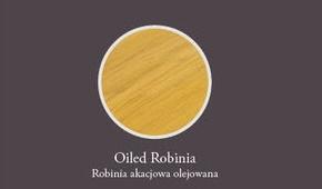 oiled robinia